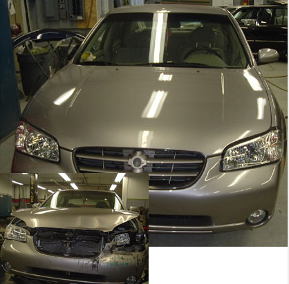 Paul's Collision & Repair: 88 Water St, Clinton, MA