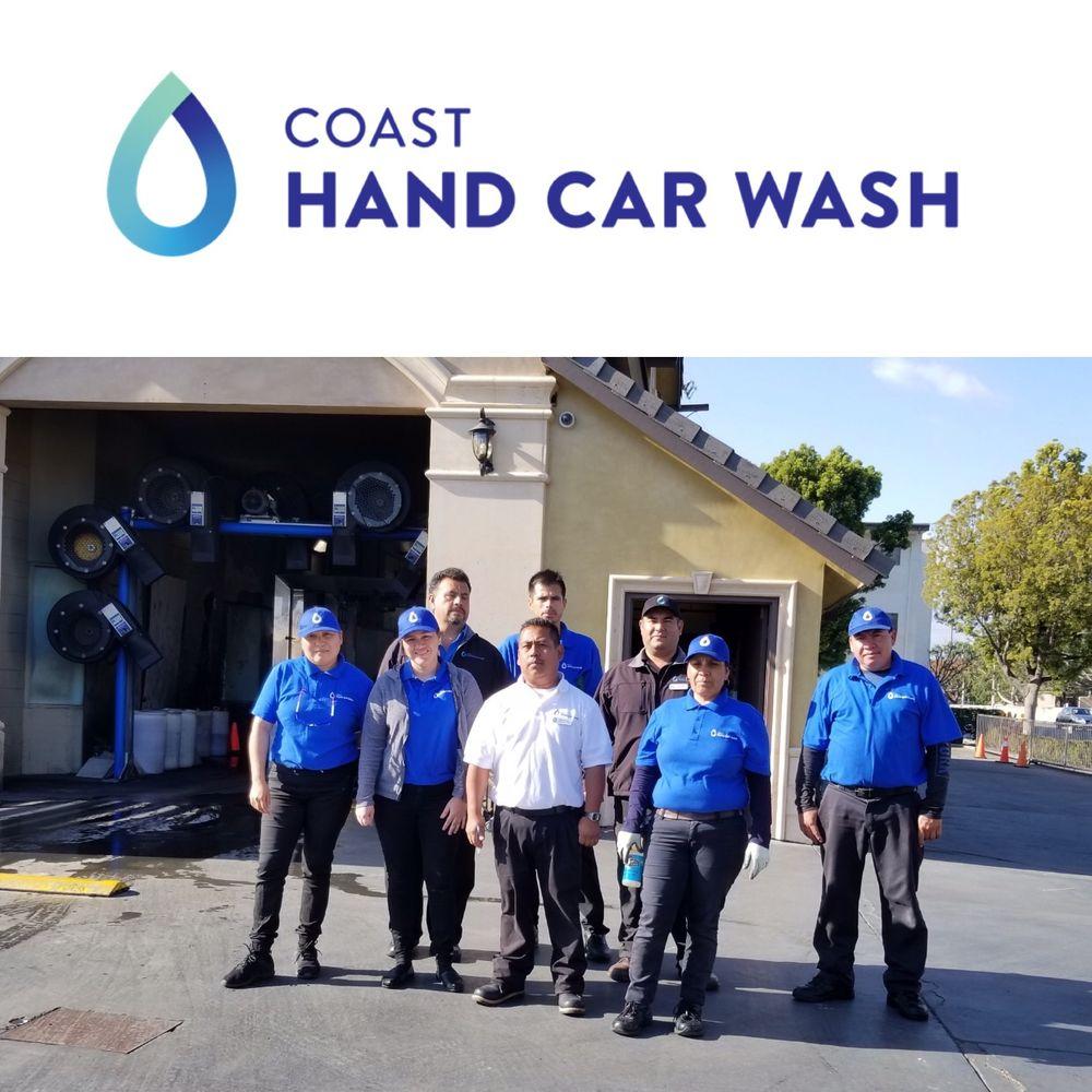 Coast Hand Car Wash & Detail Center
