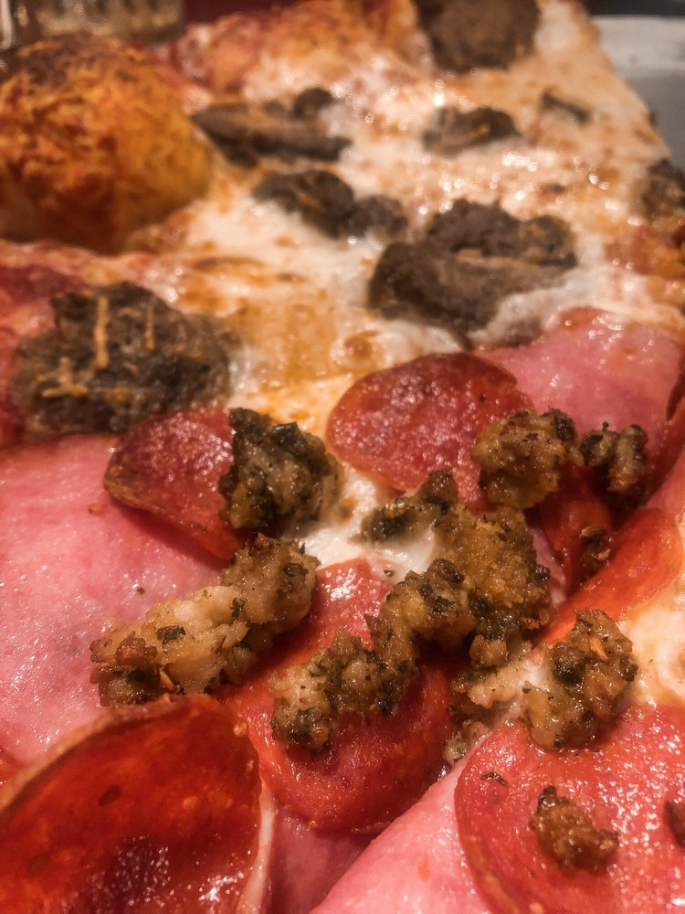 Red Lodge Pizza Co: 115 S Broadway Ave, Red Lodge, MT