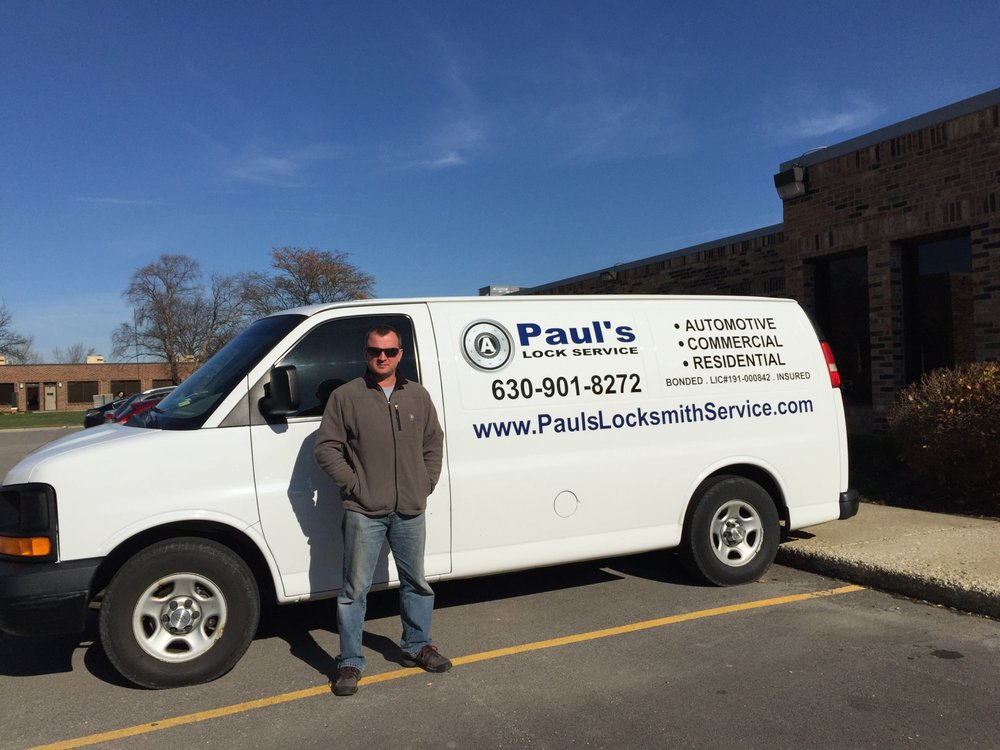 A-Paul's Lock Service: Willowbrook, IL