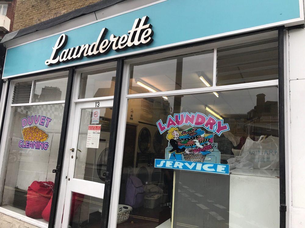 Launderette: 13 Regency Place, London, XGL