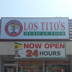 Los Tito S Mexican Food La Mesa Ca