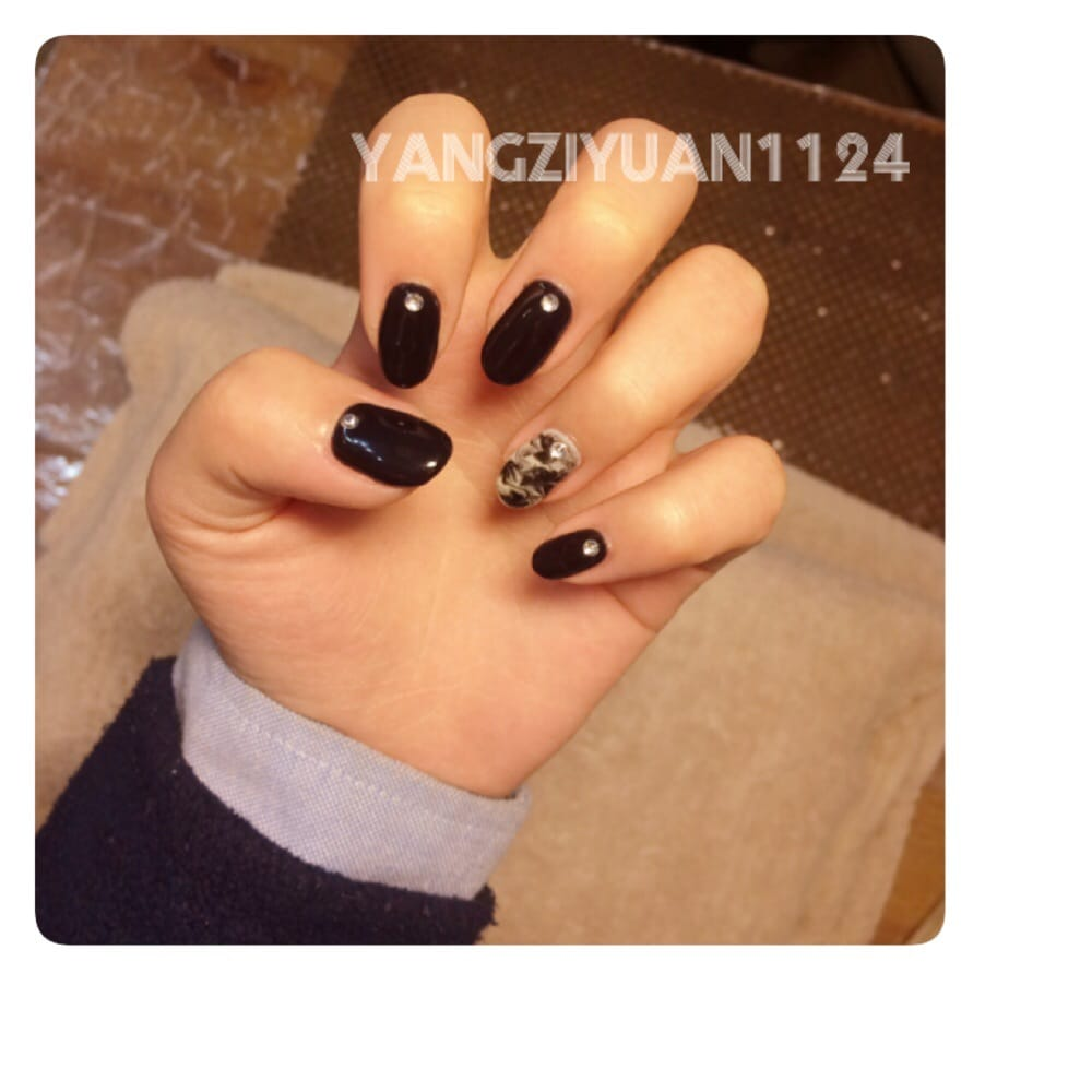 Fancy nail design by Tamami - Yelp