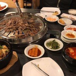 Seoul Korean Bbq Sushi