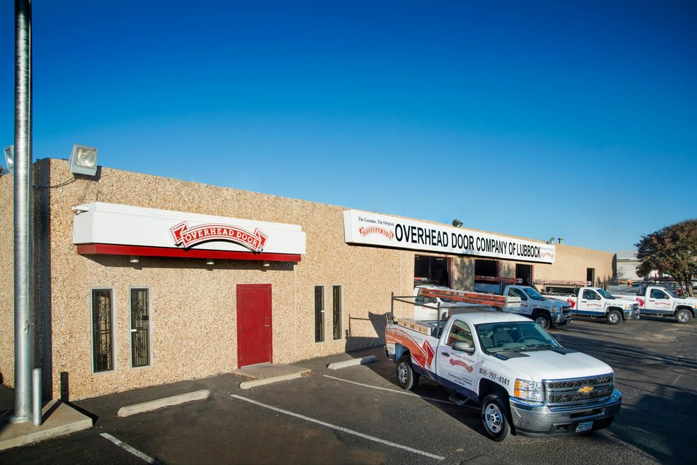 Overhead Door Company of Lubbock: 4912 Frankford Ave, Lubbock, TX