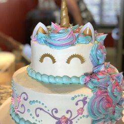Pleasant Unicorn Cakes Unicorn Cake Publix Funny Birthday Cards Online Fluifree Goldxyz