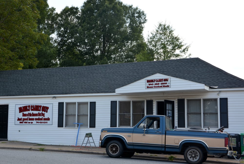 Family Carry Out: 801 W Church St, Cherryville, NC