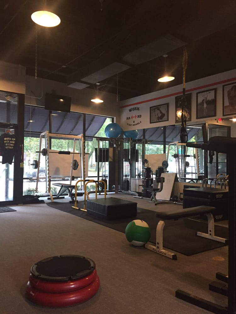 Workout 32789: 244 Pennsylvania Ave, Winter Park, FL