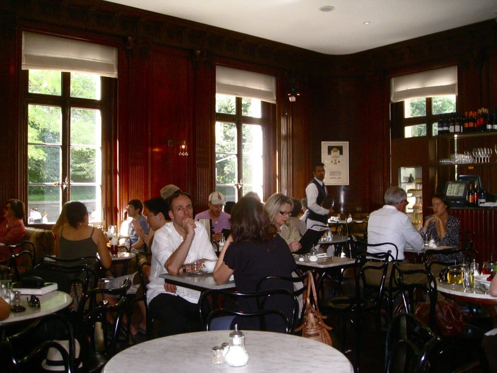 Cafe Sabarsky New York Ny