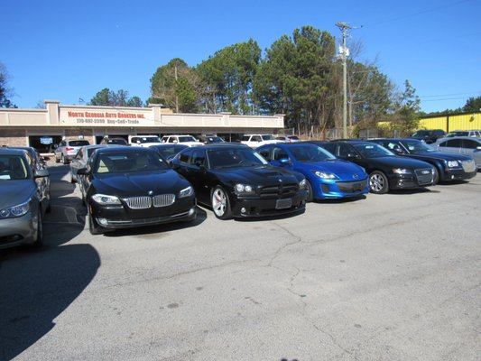 North Georgia Auto Brokers