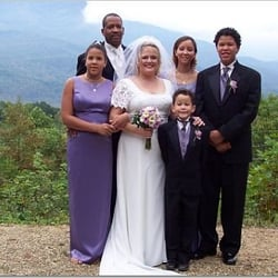 Almost heaven resort weddings gatlinburg tn