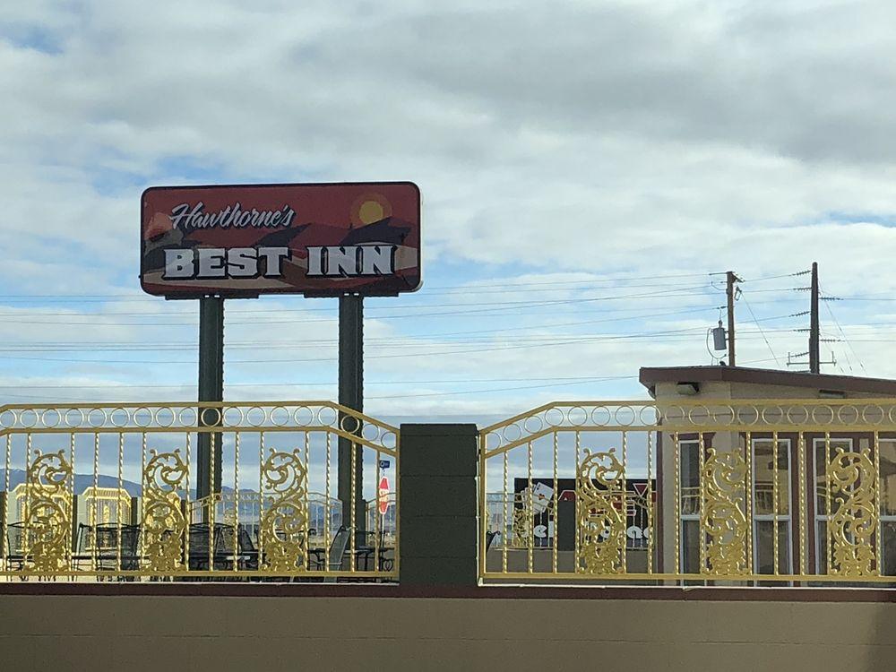 Hawthorne's Best Inn: 1402 5th, Hawthorne, NV