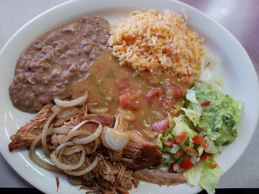 La Casa Del Burrito: 1384 US 287, Broomfield, CO