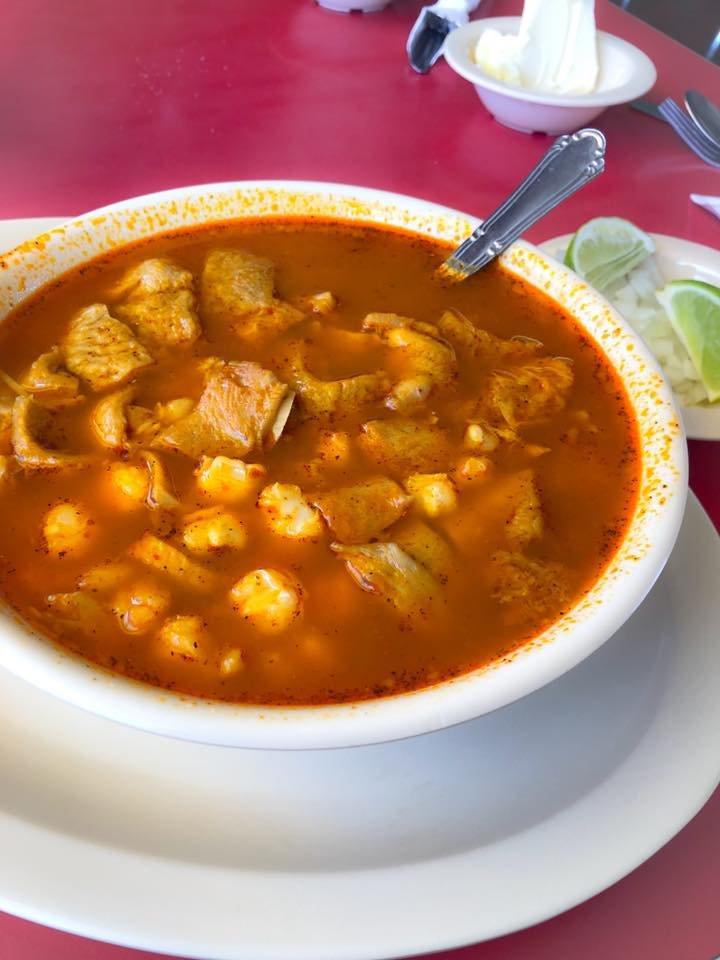 Photo Of La Hacienda Mexican Restaurant Ruidoso Nm United States Menudo