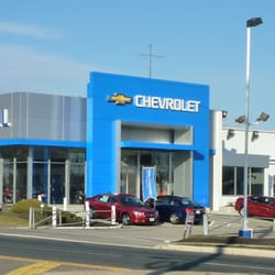 Photo Of Mall Chevrolet   Cherry Hill, NJ, United States. The Construction  Is