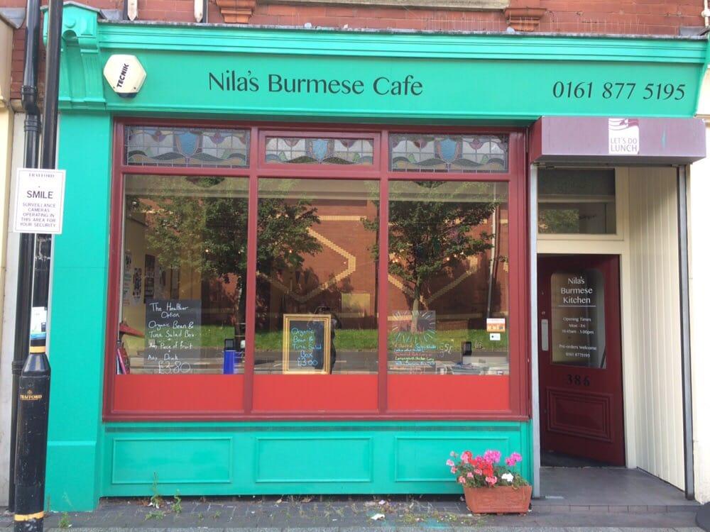 Burmese Restaurant Manchester