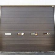 Sectional Doors Photo Of Delaware Valley Overhead Door   Norristown, PA,  United States. Insulated Sectional