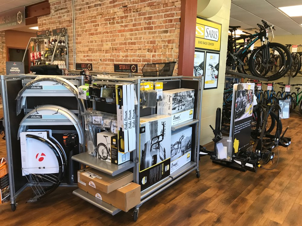 Social Spots from Goodspeed Cycles