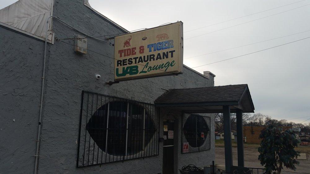 Tide & Tiger Lounge: 409 Graymont Ave W, Birmingham, AL