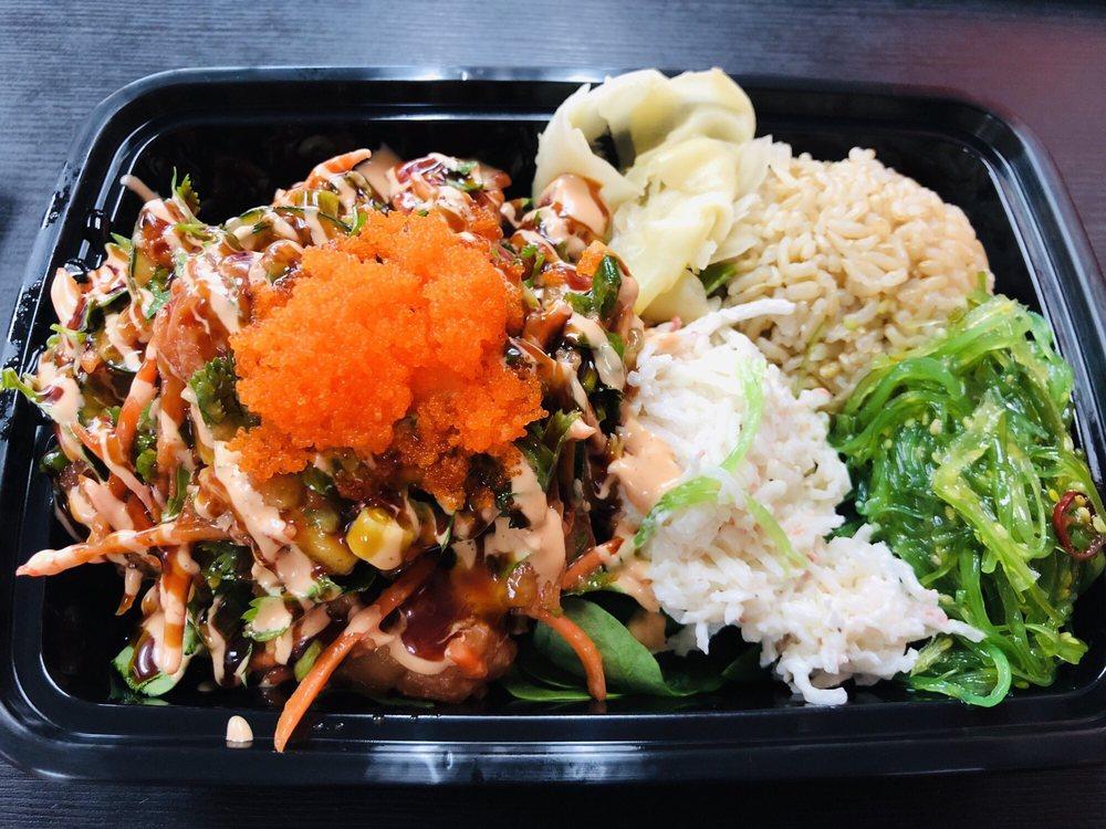 Food from Hoki Poki