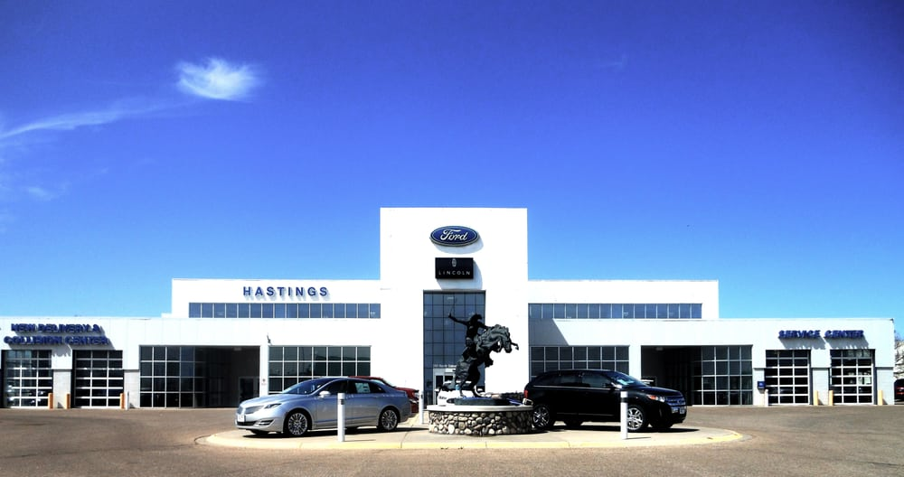 Photo of Hastings Ford Lincoln - Hastings NE United States. New and Used & New and Used cars and trucks. (Front of Hastings Ford Lincoln ... markmcfarlin.com