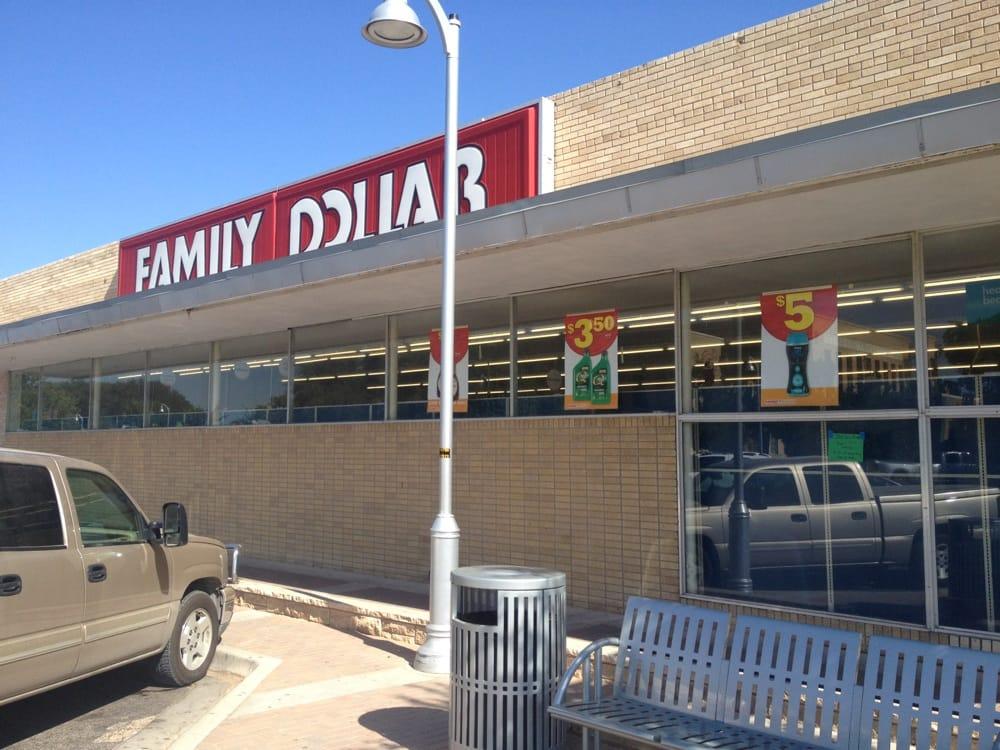 Family Dollar Stores: 301 N Main St, Andrews, TX