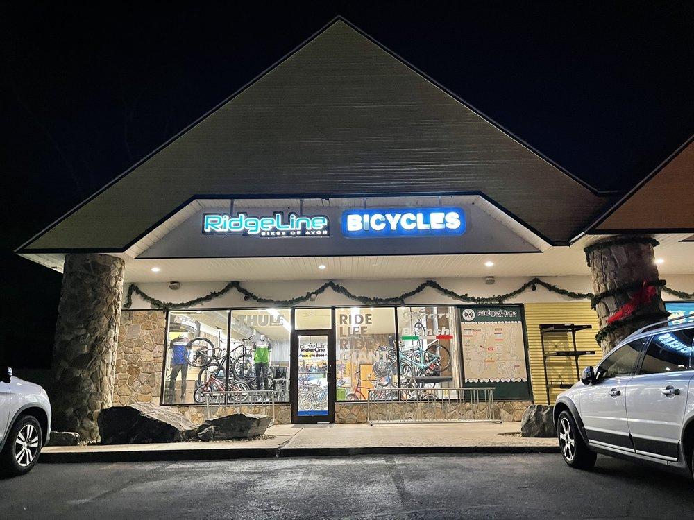 Ridgeline Bikes of Avon: 175 W Main St, Avon, CT