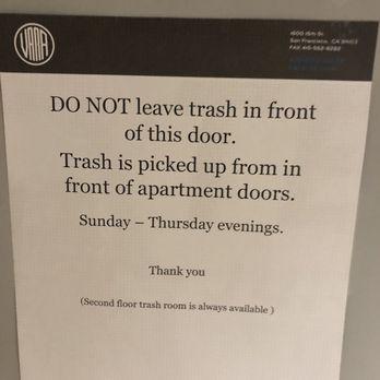 Photo Of Vara Apartments San Francisco Ca United States Passive Aggressive Notes