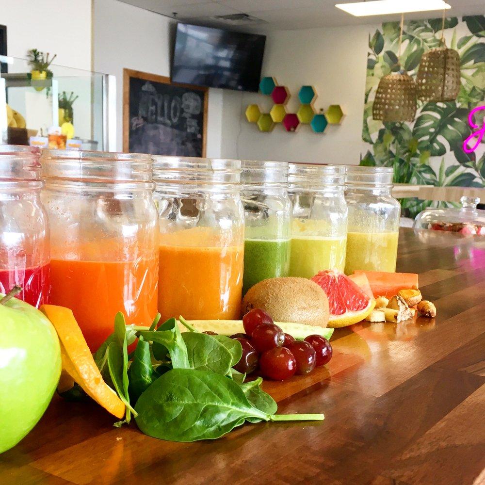 Fruta Healthy Eating: 222 E Warner Rd, Chandler, AZ