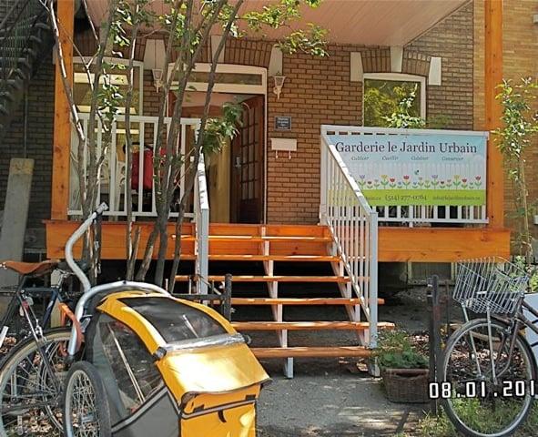 Garderie le jardin urbain nursery preschools 6845 for Jardin urbain cormontreuil