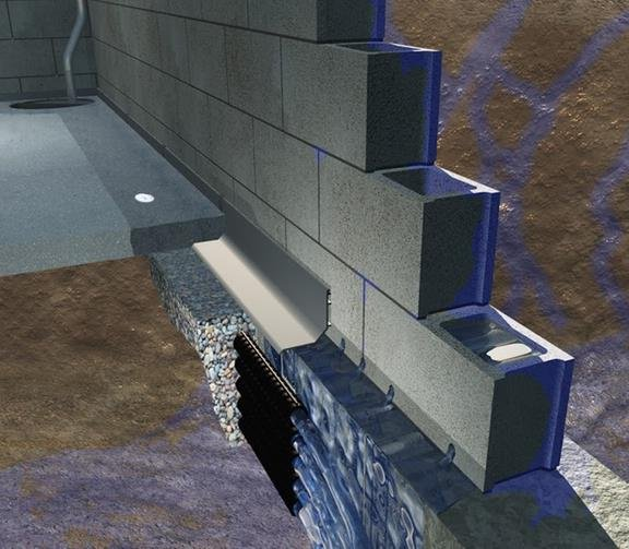 Poseidon Waterproofing & Foundation Repair: 90 Christy Park Dr, Indiana, PA