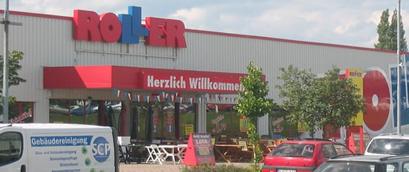 roller tienda de muebles im krug 43 nordhausen