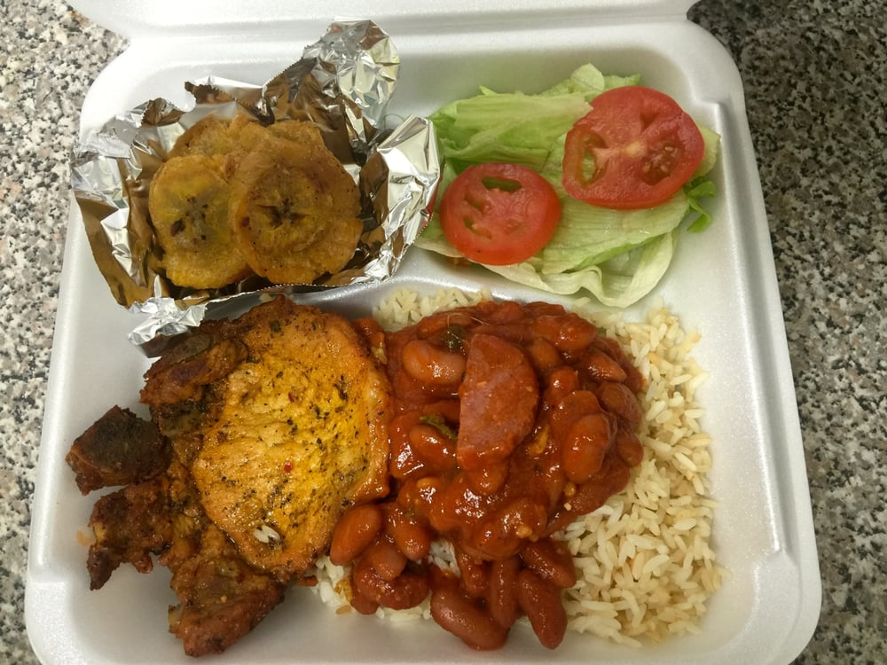 LA BODEGA'S PARADISE {Authentic Puerto Rican Food}: 2300 Broad St, Chesapeake, VA