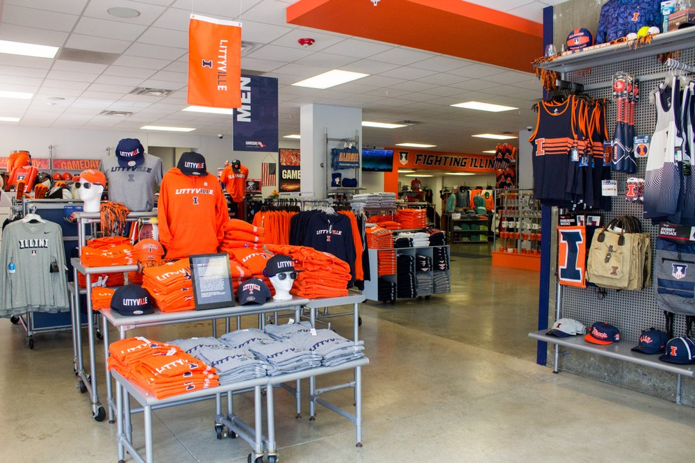 Gameday Spirit: 519 E Green St, Champaign, IL