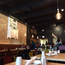 Lovely Photo Of Hutch American Cafe River North   Chicago, IL, United States.  Interior