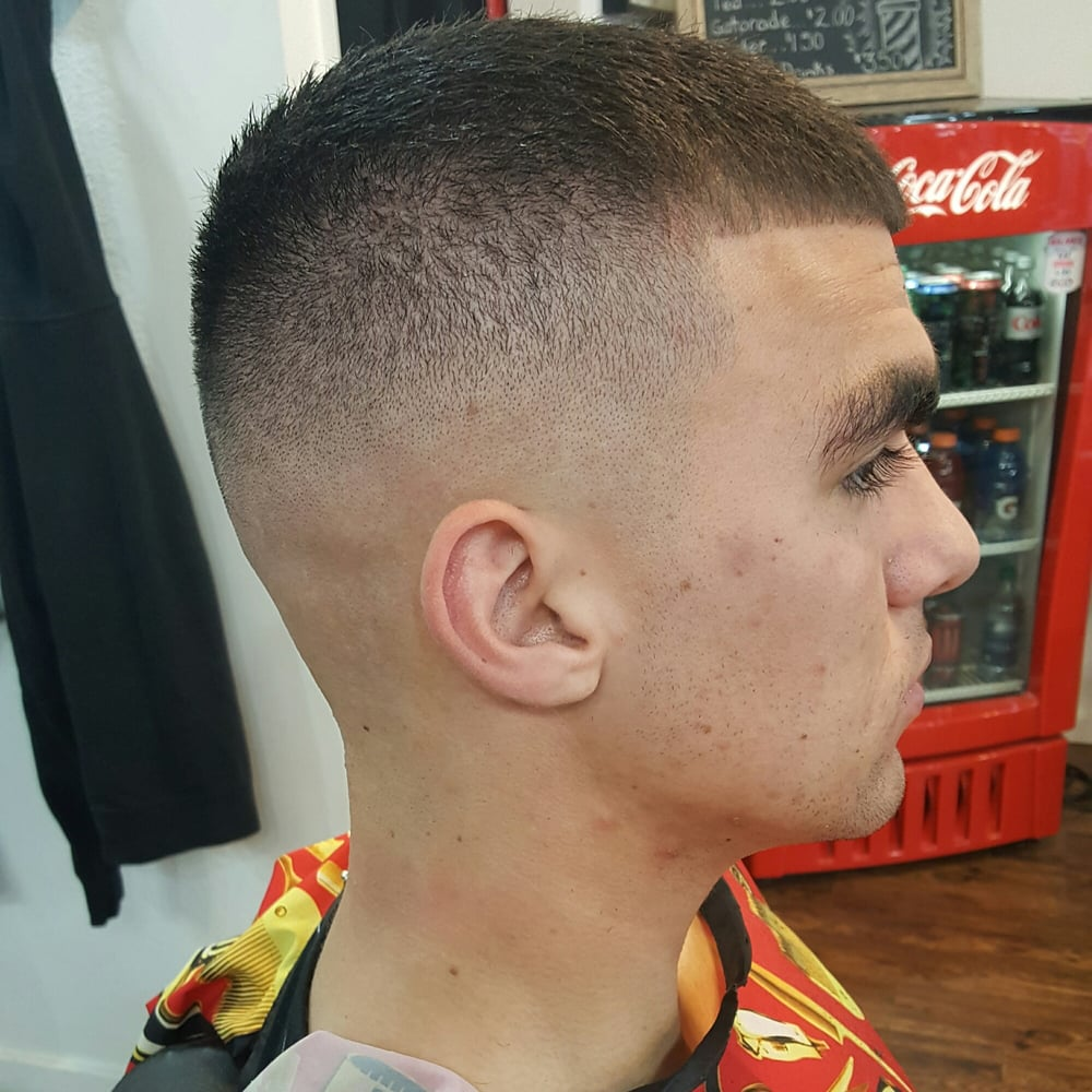 5 On Top And Skin Mid Fade Haircut By Juan Yelp