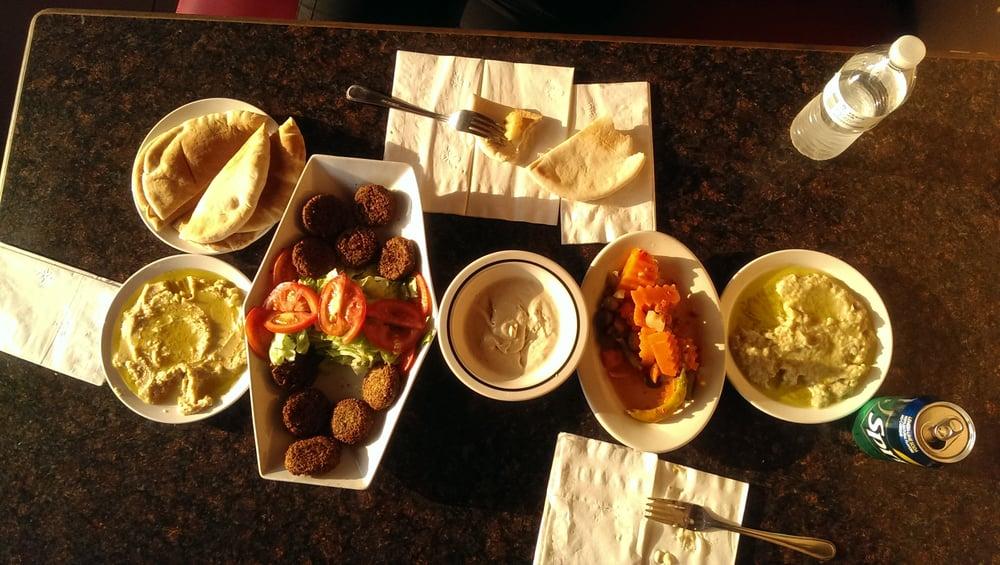 Falafel N Cafe: 24139 US Hwy 19 N, Clearwater, FL