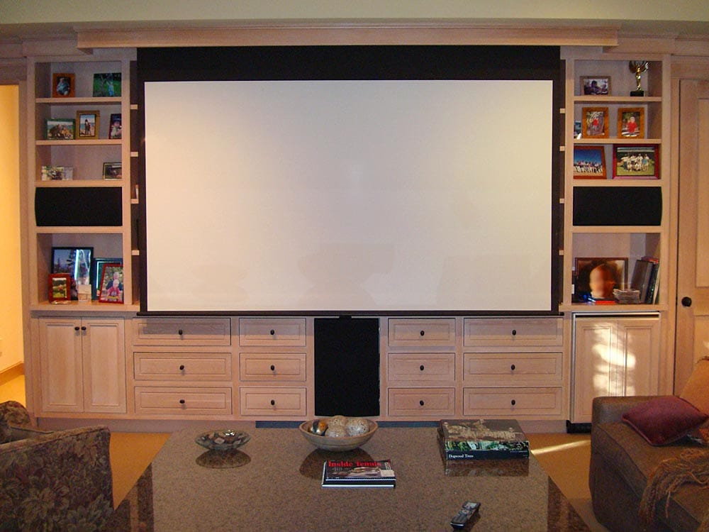 Photo Of Ald Sound Systems Santa Rosa Ca United States Projector Screen