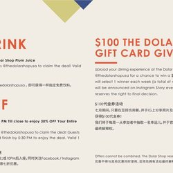 The Dolar Shop - Order Online - 1464 Photos & 602 Reviews - Chinese