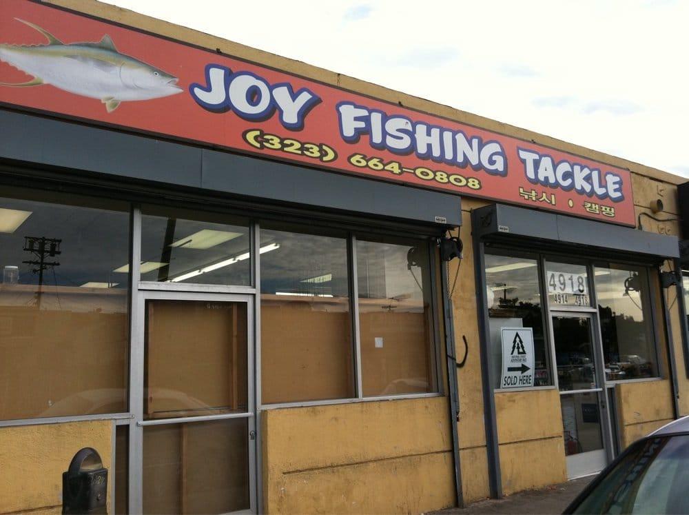 Photos pour joy fishing tackle yelp for Joy fishing tackle