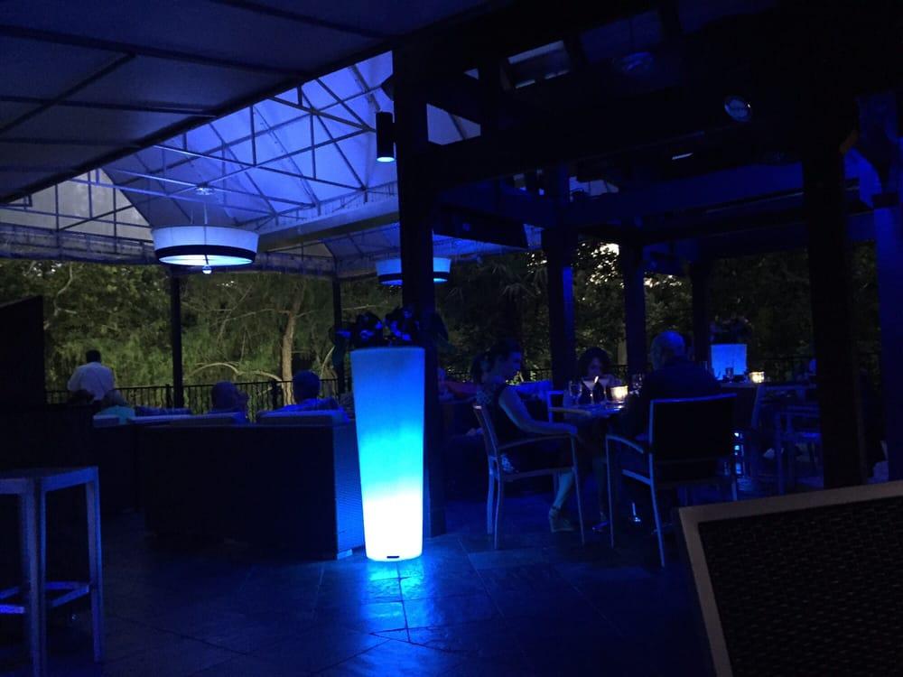 Blue At Brenner's