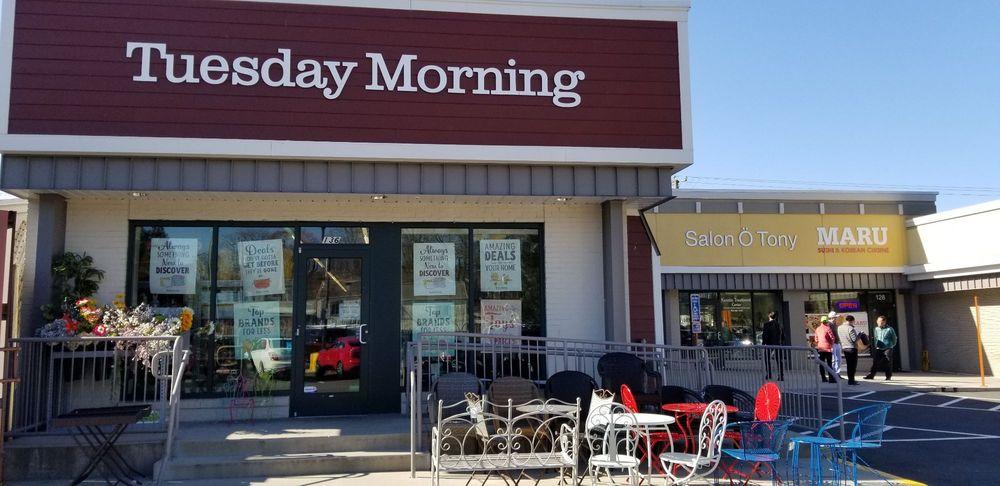 Tuesday Morning: 136 Maple Ave W, Vienna, VA