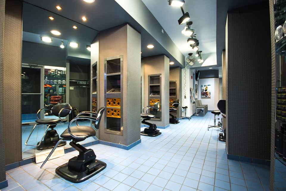 Richard Nicholas Hair Studio: 1716 Sansom St, Philadelphia, PA