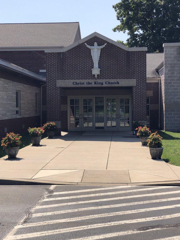 Christ the King Church: 125 Park Road, Leechburg, PA