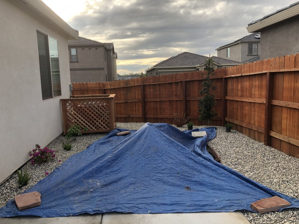 Ries Landscaping: 8666 Palmerson Dr, Antelope, CA