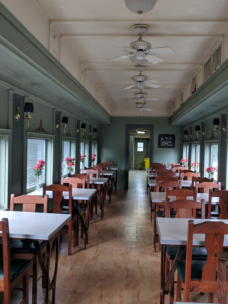 West Florida Railroad Museum: 5003 Henry St, Milton, FL