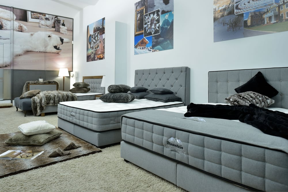 Luxury Beds - Matratzen & Betten - Gumpendorferstr. 18, Mariahilf ...