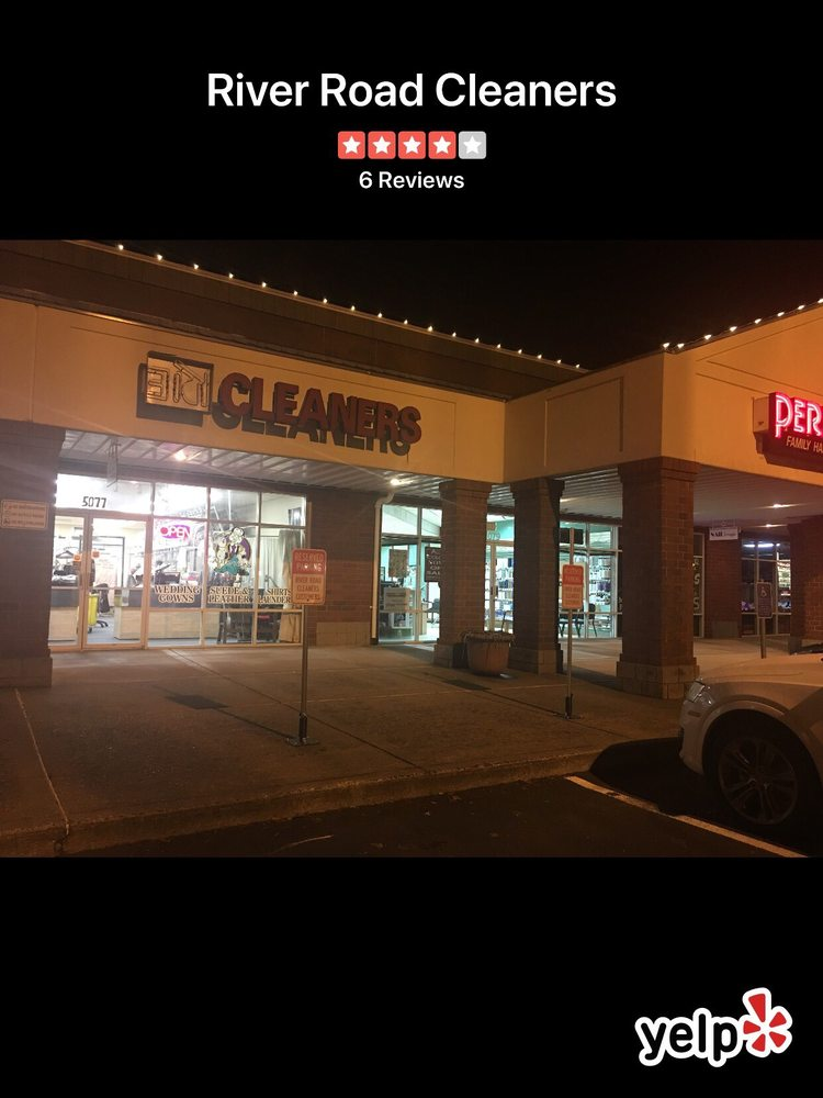 River Road Cleaners: 5077 River Rd N, Keizer, OR