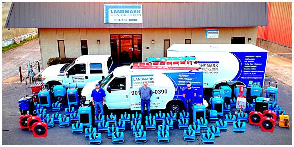Landmark Construction & Emergency Services
