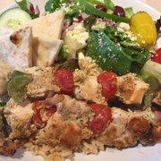 Zoes Kitchen Chicken Kabob zoes kitchen - 100 photos & 120 reviews - mediterranean - 2935